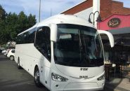 Corporate Bus Hire Sydney Inner West