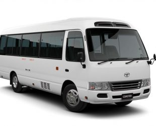 Mini Bus Hire Brisbane with driver