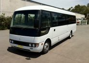 5 coach hire and mini bus rental sydney