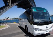 Bus Hire Sydney Airport transfer Coach Hire
