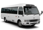 Mini Bus Hire Sydney Olympic Park - Minibus Hire - Toyota Coaster