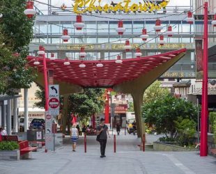Fortitude Valley Bus Hire- Chinatown Mall